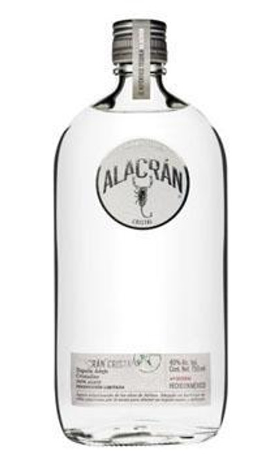 Alacran Tequila Anejo Cristalino 750mL
