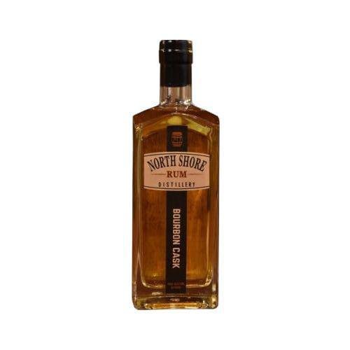 North Shore Distillery Bourbon Cask Rum 750mL