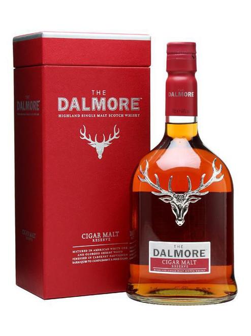 Dalmore Cigar Malt Reserve Highland Single Malt Scotch Whisky 750mL