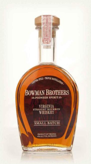 Bowman Brothers Small Batch Virginia Straight Bourbon 750mL