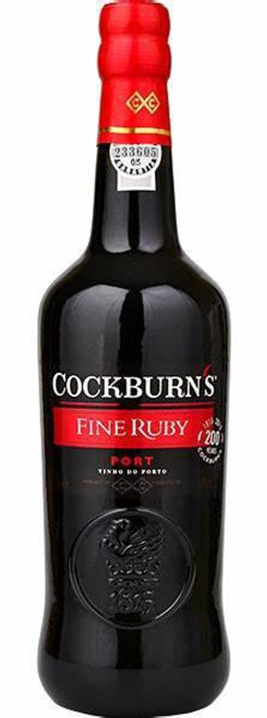 Cockburn's Port Fine Ruby