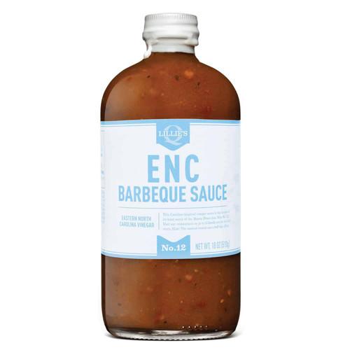 Lillie's Q ENC BBQ Sauce