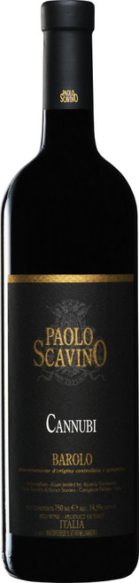 Paolo Scavino Barolo Cannubi