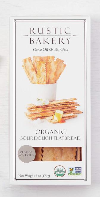 Rustic Bakery Sel Gris & Olive Oil 6oz