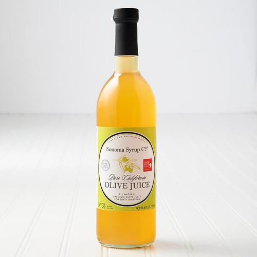 Sonoma Syrup Co. Olive Juice 750ml