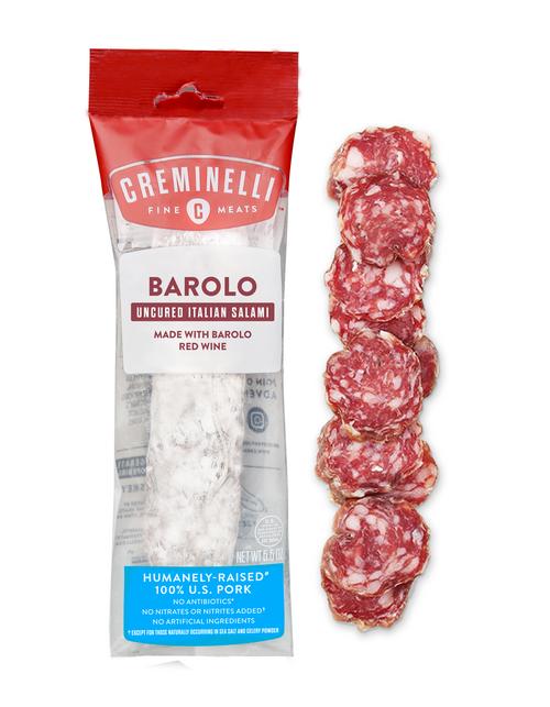 Creminelli Barolo Salami 5.5oz