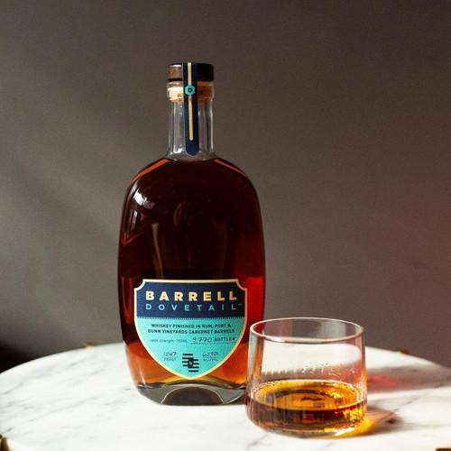 Barrell Craft Spirits Dovetail 750mL