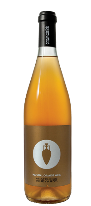 Anatolikos Natural Orange Wine