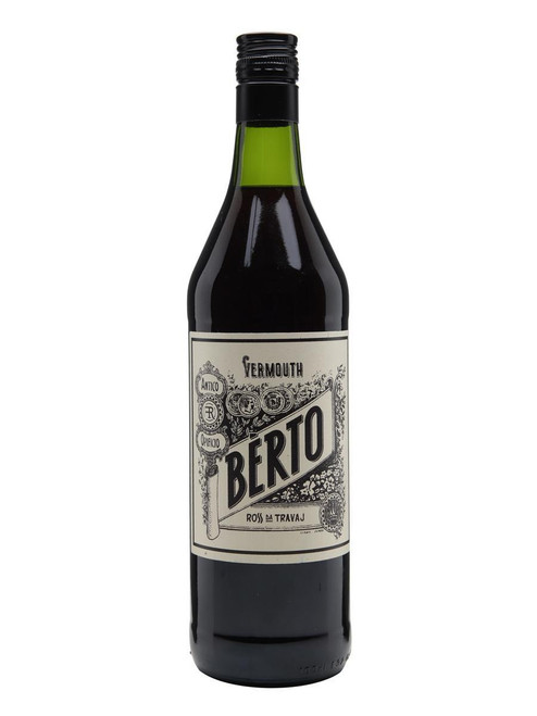 Berto Red Vermouth 1L