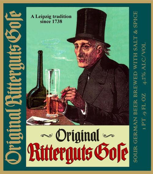 Ritterguts Original Gose 500ml
