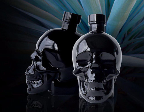 Crystal Head Onyx Agave Vodka 750mL