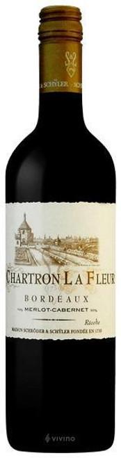 Chartron la Fleur Bordeaux Rouge
