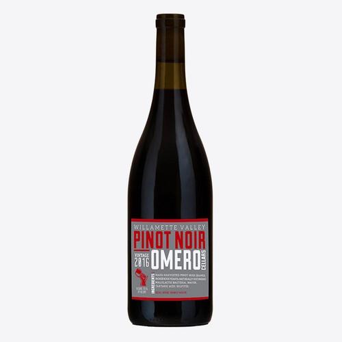 Omero Cellars Willamette Valley Pinot Noir