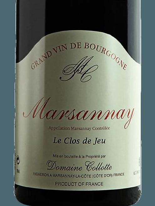 Domaine Collotte Le Clos de Jeu Marsannay