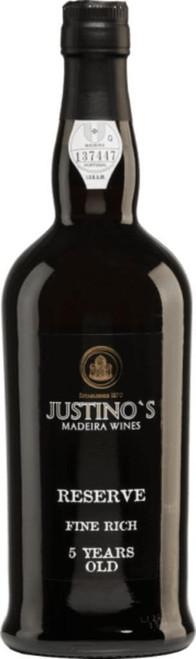 Justino's Madeira Reserve Fine Rich 5yr
