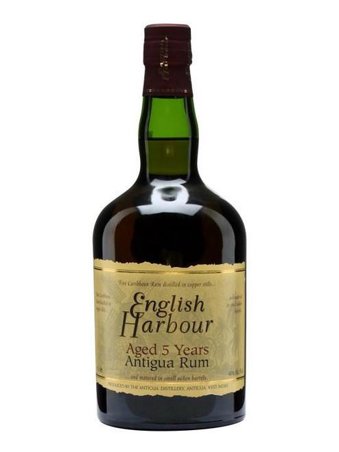 English Harbour Rum 5yr 750mL