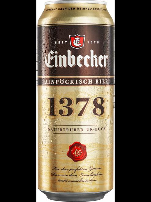 Einbecker Ainpockisch Ur Bock 500ml can