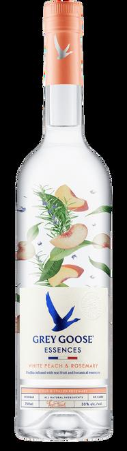 Grey Goose Essences White Peach & Rosemary Vodka 750mL