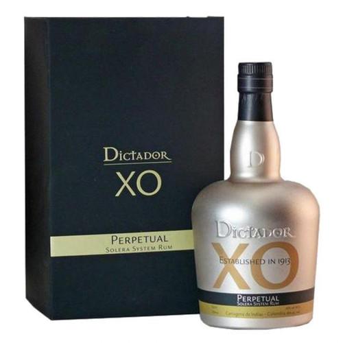 Dictador Perpetual XO Rum 750mL