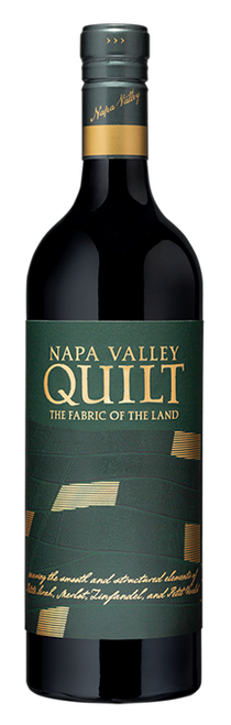 Quilt Fabric of the Land Red Blend