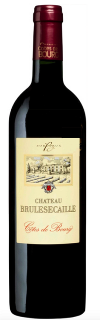 Chateau Brulesecaille Cotes de Bourg