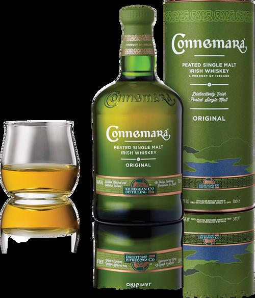 Connemara Original Peated Single Malt Irish Whiskey 750mL