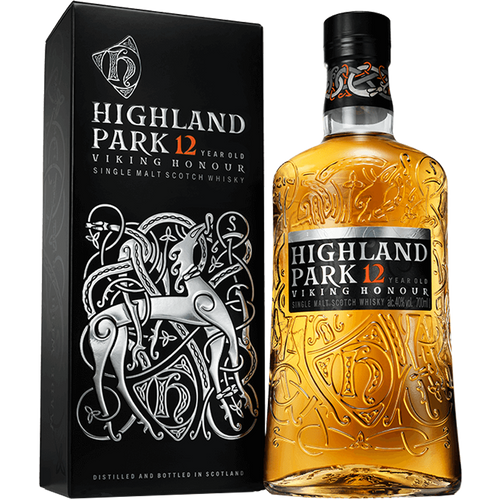 Highland Park 12yr Single Malt Scotch Whisky 750mL