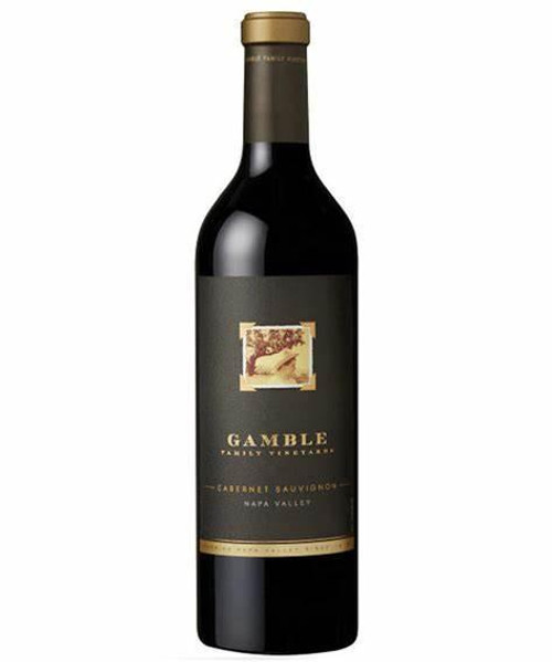 Gamble Family Vineyards Napa Valley Cabernet Sauvignon