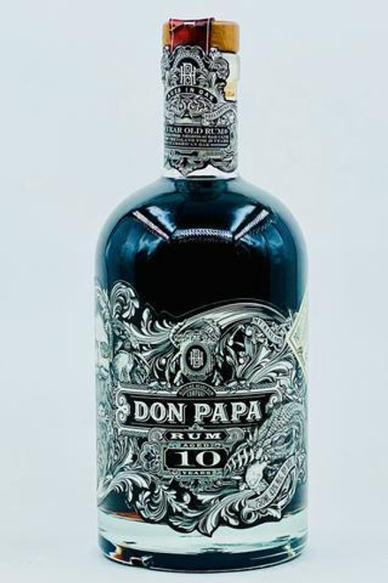 Don Papa 10yr Aged Rum 750mL