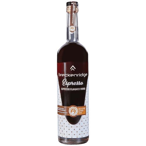 Breckenridge Espresso Vodka 750mL