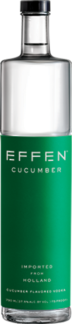 Effen Cucumber Vodka 750mL