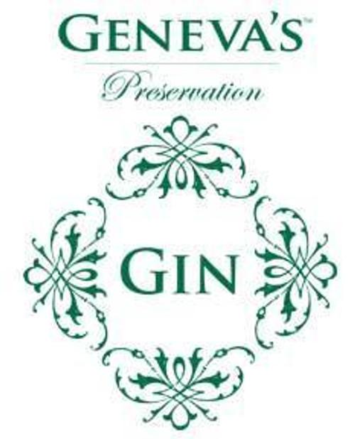 Geneva's Preservation Gin 750mL