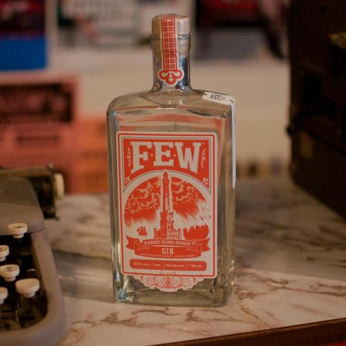 FEW Bloodshot Records Insurgent Gin 750mL