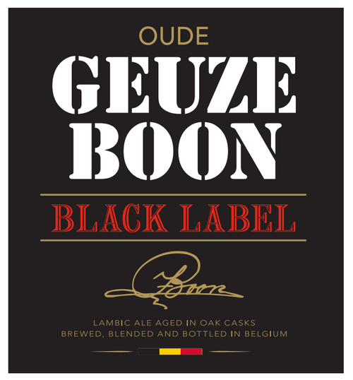 Boon Oude Geuze Black Label #2 750ml