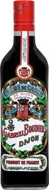Boudier Creme de Cassis 750mL