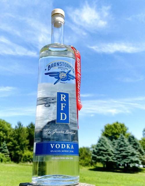 Barnstormer RFD Vodka 750mL