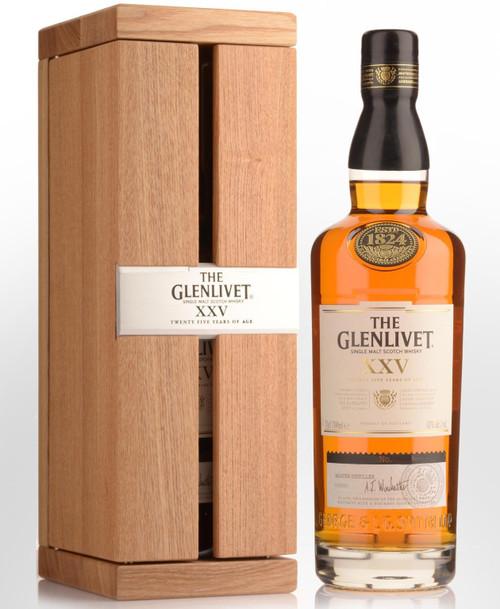 Glenlivet XXV Single Malt Scotch