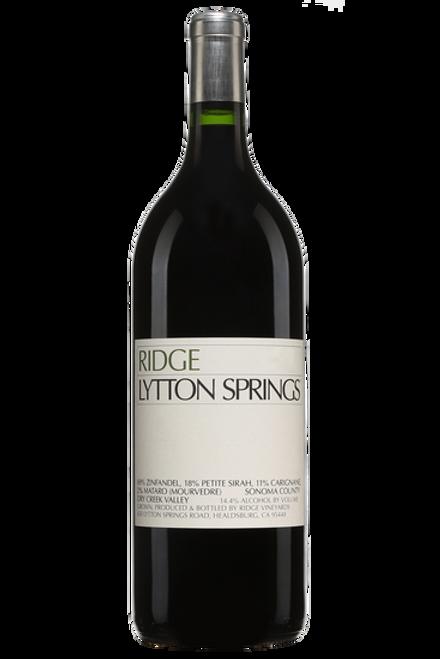 Ridge Lytton Springs Zinfandel