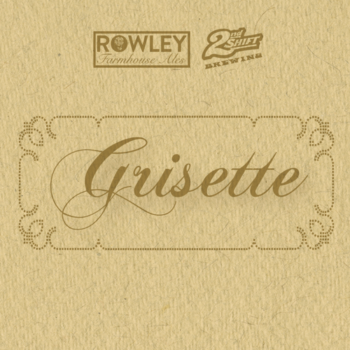 2nd Shift Grisette 375ml