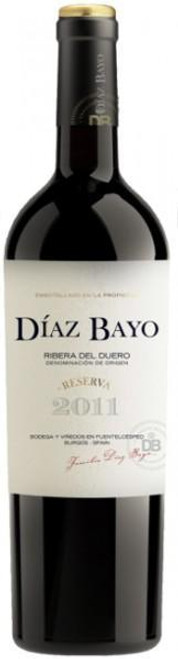Diaz Bayo Reserva Ribera Del Duero