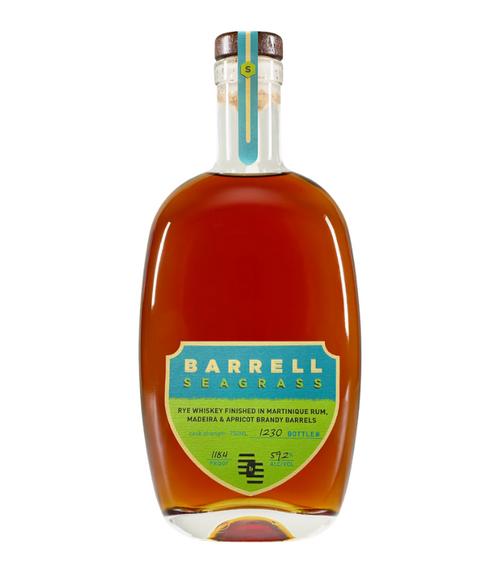Barrell Craft Seagrass Rye Whiskey 750mL