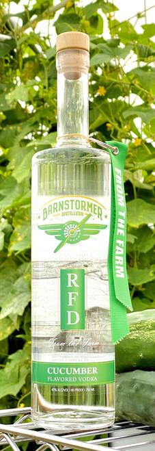 Barnstormer Cucumber Vodka 750mL