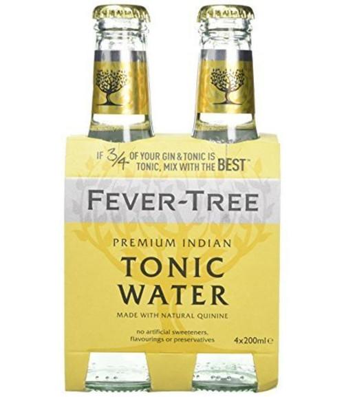 Fever Tree Premium Indian Tonic 4pk