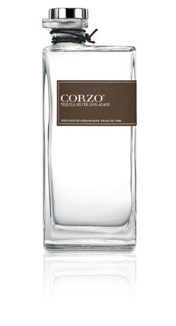 Corzo Silver Tequila 750mL