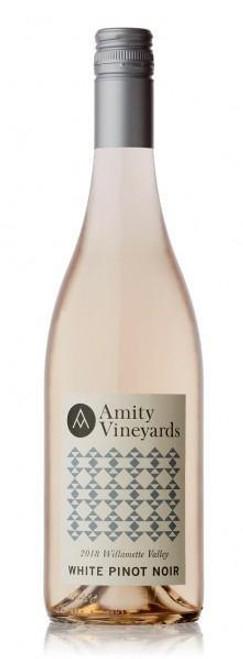 Amity Vineyard White Pinot Noir
