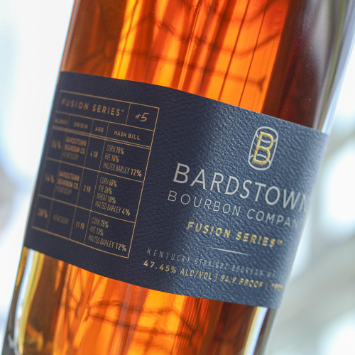 Bardstown Fusion Series #5 Kentucky Straight Bourbon 750mL