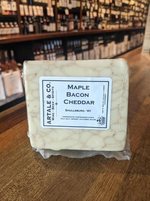 Maple Bacon Cheddar