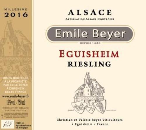 Emile Beyer Eguisheim Riesling