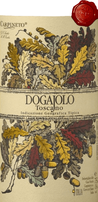 Carpineto Dogajolo Toscana
