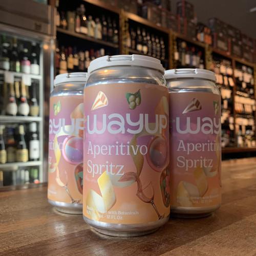Hopewell Wayup Aperitivo Spritz 4pk can